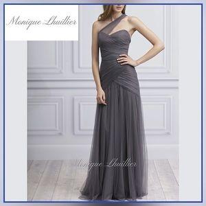 🏷 🆕 Monique Lhuillier Gown   Bridesmaid Dress